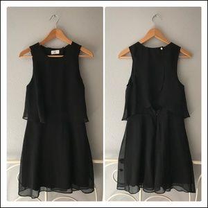 UO Dolce Vita Little Black Dress